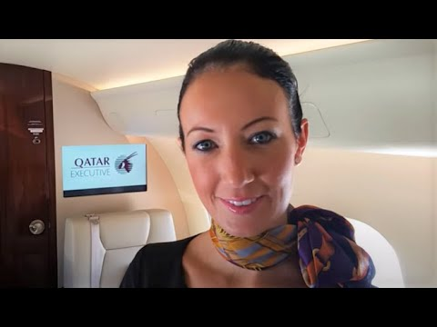 ✈ Qatar Executive Jet - flying the fast lane
