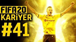 FIFA 20 KARİYER #41 // KING IN THE NORTH!! DURDURULAMIYOR!!