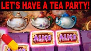 🔴 ALICE AND THE MAD TEA PARTY