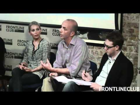 THIRD PARTY EVENT: The Future Of Newsgathering And The Changing Media Landscape