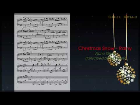 Christmas Snow - Rainy | Piano Tiles 2 | Sheet Music [HD Audio]