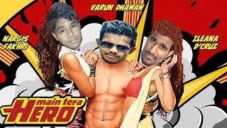 Main Tera Hero Trailer Spoof - Auditions
