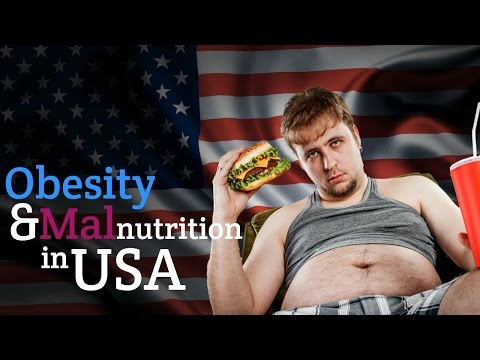 Obesity and Malnutrition in USA