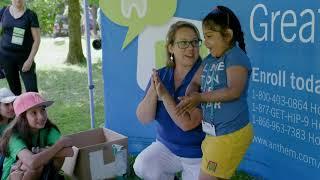 Girl Scouts Fiesta Camp
