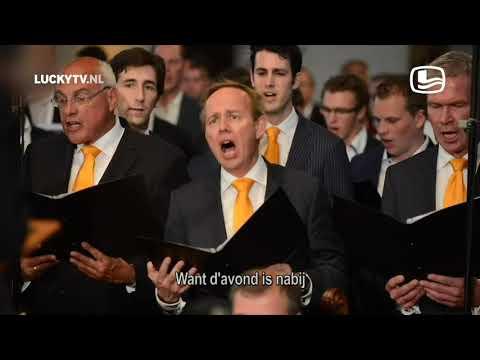 LuckyTV - Kees van der Staaij zingt 'Blijf Bij Mij, Heer'
