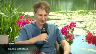 glass animals interview coachella 2017