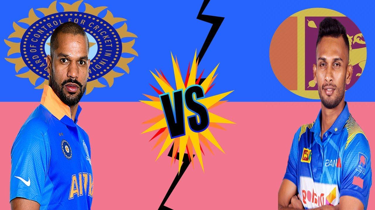Live : IND VS SL LIVE   INDIA vs Sri Lanka, 2ST ODI - Live Cricket Score #INDvsSL