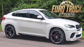 BMW X6 - Euro Truck Simulator 2