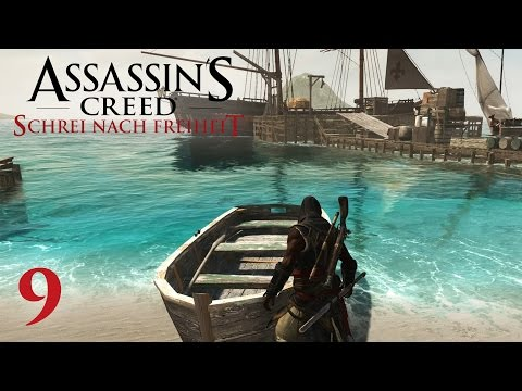 ASSASSINS CREED FREEDOM CRY • Die Wellington Plantage #009 [Deutsch][Let´s Play]