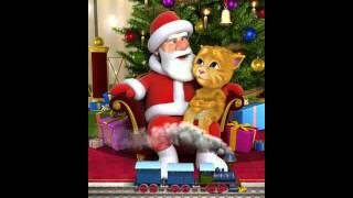 Santa & Ginger sei artig mein kind