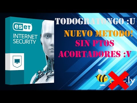 Activar Eset Internet Security Hasta El 2019!