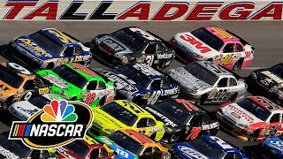 How playoff drivers should approach Talladega | Spalsh & Go | Motorsports on NBC