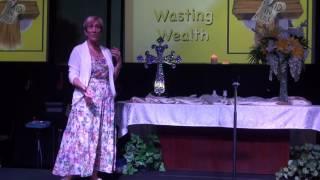 Seeking Understanding: Wasting Wealth
