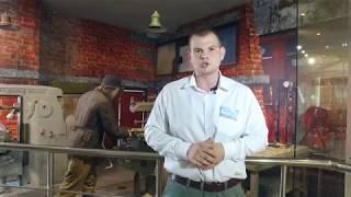 видео Тула. Тульский государственный музей оружия.