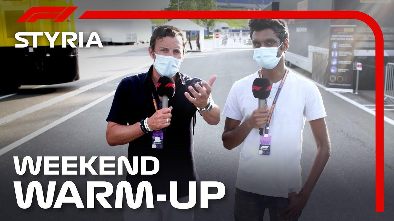Download Weekend Warm-Up!   2020 Styrian Grand Prix