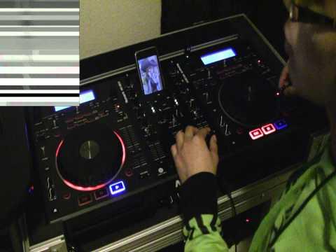 Hardstyle on the Numark Mixdeck