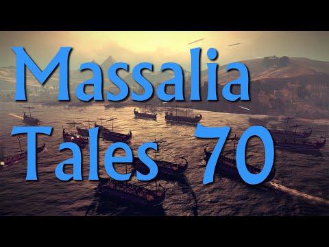 Massalia Tales Episode 70 - Rome II Narrative Let's Play (Divide Et Impera Mod)