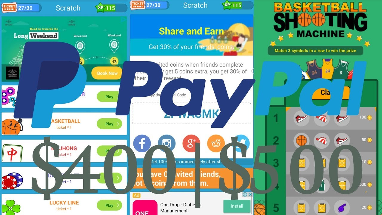 53c5e651c119 Gift Wallet Pro - Scratch to Win Prize