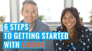 Gambar cover 6 Steps to Getting Started with Airbnb