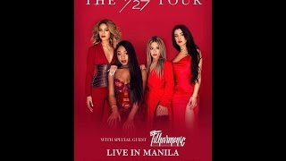 Reflection - Fifth Harmony 7/27 Tour In Manila