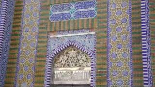 Tomb of Shah Khairuddin (Jeay Shah) Old Sukkur