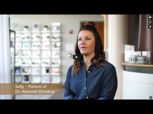 Illume Patient Testimonial  of Dr. Kenneth Dembny