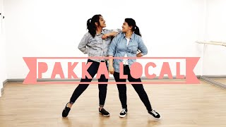 Pakka Local Song Dance Cover   Janatha Garage   ft Team Taal se   Terra Dance Crew