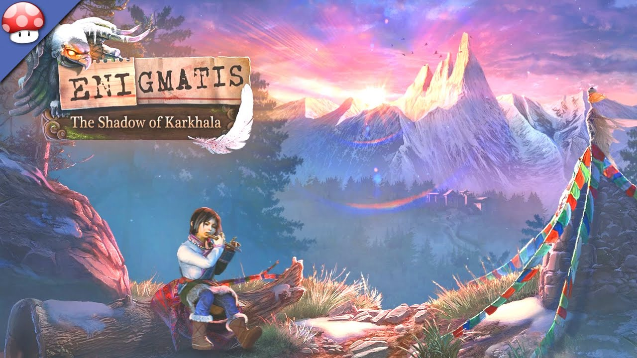 Enigmatis 3: The Shadow Of Karkhala For Mac