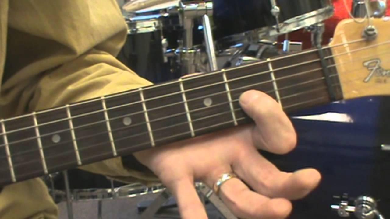 Patio Lanterns Guitar #1
