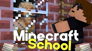Break In | Minecraft School [S2: Ep.3 Minecraft Roleplay Adventure]