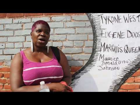 The Murder of Maurice Donald Johnson by Baltimore Police - Mother Marcella Holloman Speaks
