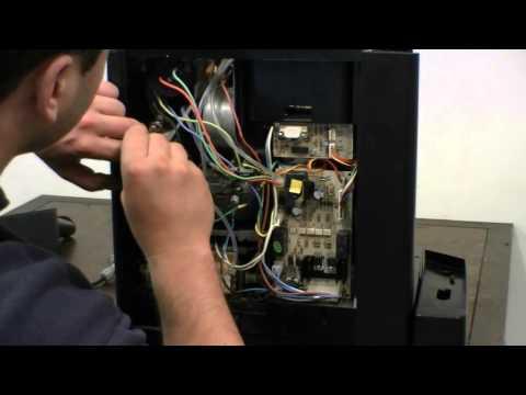 How to fix a JURA coffee machine X90/X95