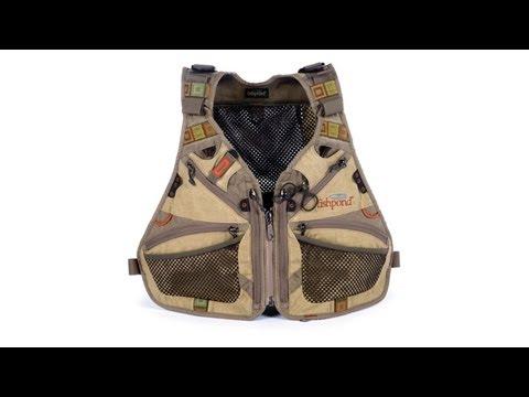 Fishpond Marabou Fly Fishing Tech Vest