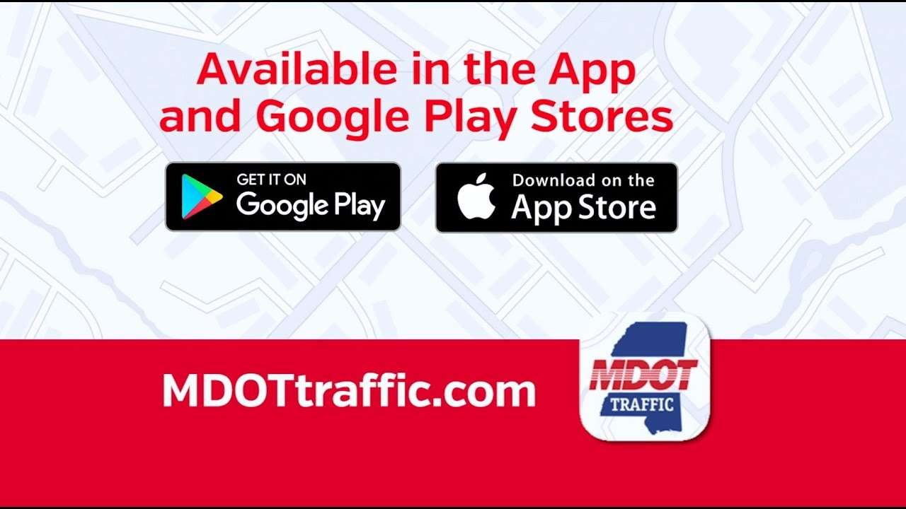 Avoid delays with the MDOT Traffic App