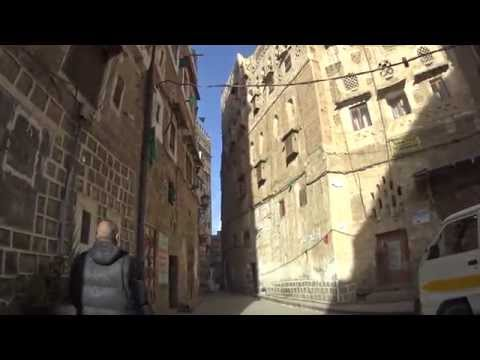 Walk in Old Sanaa