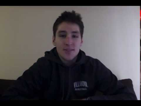 Ryan Arcidiacono message to Saint Andrew Catholic School
