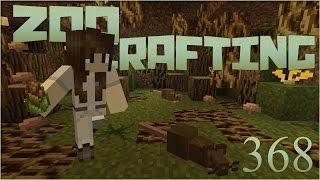 Zoo Crafting: Bamboo Rat Exhibit!! - Episode #368 [Zoocast]