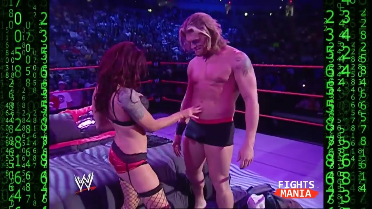 Wwe sex between edge and lita in the ring