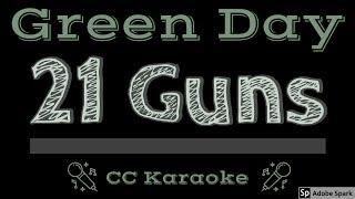 Download lagu Green Day • 21 Guns (CC) [Karaoke Instrumental Lyrics]