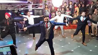 Space bhangra presents/wedding dance/choreography/Ring ceremony
