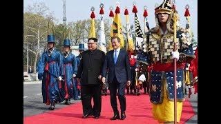 《石濤聚焦》朝鮮 韓國 美國若簽和平協議 中共政權定被踢出局 戰爭狀態與核武器是中共存在支點(2018/04/27)