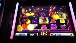 Live Play! Ruby Pays slot machine bonus rounds at Empire City casino