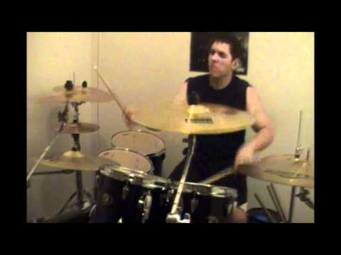 Austrian Death Machine- Hello California (Intro)+ Get To The Choppa (Drum cover by Nekrox)