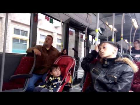 Gronigen bus trip