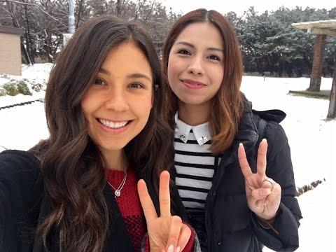 VISITANDO A RUTI FAMILY EN NIIGATA JAPON! 9.2.16