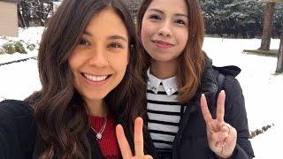 VISITANDO A RUTI FAMILY EN NIIGATA JAPON! 9.2.16 Video