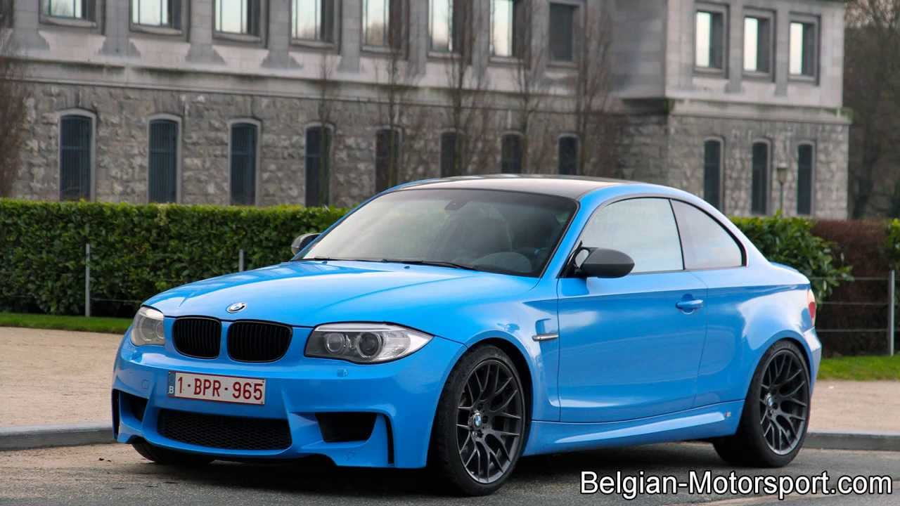 Bmw e82 1m coupe in santorini blue youtube for Carrelage 1m 1m