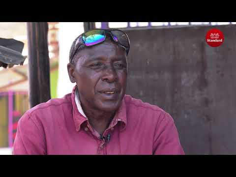 EXCLUSIVE: Stepfather and guardian to the self-confessed child serial killer, Masten Wanjala speaks