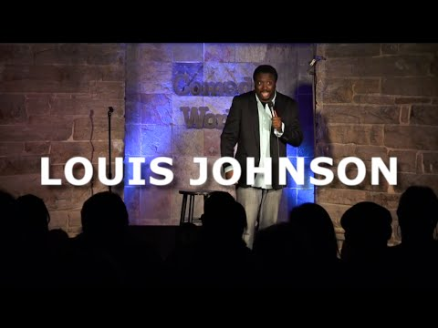 Louis Johnson - Kangaroo Loving Heckler - Comedy Works