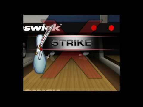 Brunswick Pro Bowling (Intermediate) Week 8 League Night 1 Vs Norman Jackson (REMATCH)